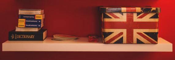 5 British Traditions Banner