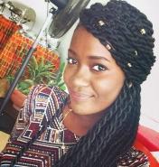 Agnes from Guinea