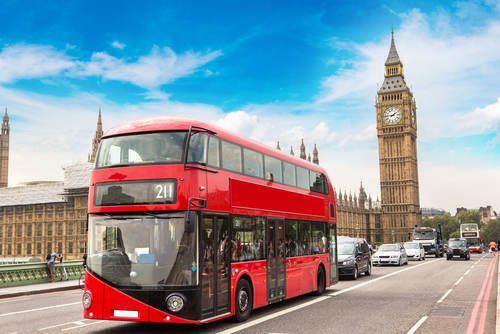 SGI English school in London activity programme visit to Westminster