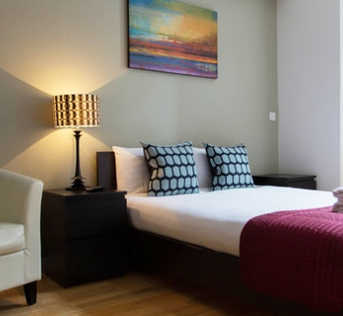 baywater room bed